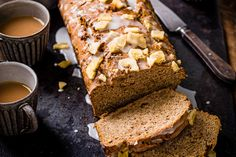 Try our date and ginger loaf recipe. This easy ginger cake recipe with dates is an easy date and ginger tea loaf recipe. Try our date and ginger cake recipe Loaf Pound Cake Recipe, Pound Cake Recipes, Easy Bread Recipes, Banana Bread Recipes, Vegan Recipes, Chocolate Loaf Cake, Tea Loaf, Vegan Banana Bread, Baking