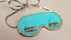 DIY: Holly Golightly's Sleep Mask