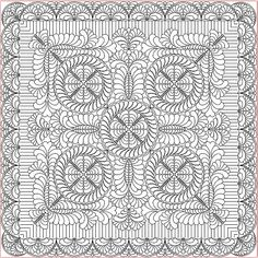 this quilt was inspired by designs created by belinda betts quilt ...
