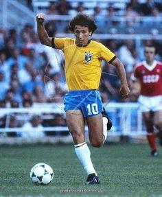 #WC1982 #Zico #Brazil
