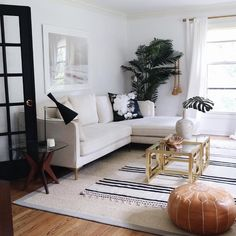 """911 Likes, 10 Comments - Interior Define (@interiordefine) on Instagram: """"Currently Googling """"how to teleport"""" so we can get to @houseofhipstersblog's living room ASAP.…"""""""