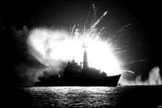 HMS Antelope exploded during Falklands war, pin by Paolo Marzioli