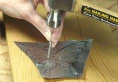 Cómo hacer mariposas con latas para decorar - 8 pasos