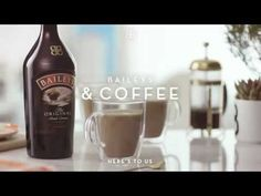 Try mixing Baileys Original Irish Cream in Your Coffee for a Morning Treat. Get The Cocktail Recipe Online! Irish Cream Drinks, Baileys Irish Cream Coffee, Baileys Original Irish Cream, Holiday Drinks, Holiday Foods, Family Holiday, Alcoholic Drinks, Cocktails, Martinis