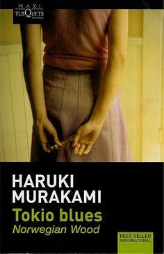 Ya tenía ganas de meterle mano a algún libro de Murakami. Tokio Blues no está mal, mejora mucho a medida que termina... Me gustó mucho más 1Q84, os la cuento en breve