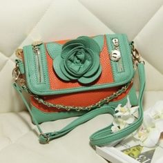 pretty bags | bag, pretty flower bags by Maykool