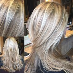 Blonde balayage A regular guest came in to have her balayage retouched this weekend just gone. We decided to update and brighten it somewhat, so happy with the result, super gorgeous blonde hair! The great thing about this image is that it attracted...