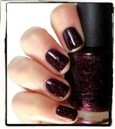 Nailderella: OPI - Stay the Night (Liquid Sand)