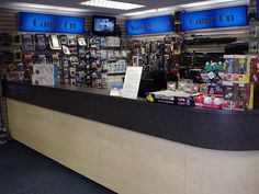 Sales Counter for Game On
