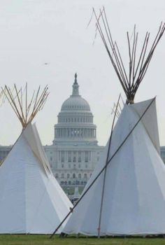 Standing Rock Souix Tribe protesting The Dakota Access Pipeline in DC #NODAPL #NOFRACKING #RESPECTCLEANWATER