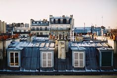 ysvoice:| ♕ | Early morning in Paris | by © Cate Underwood