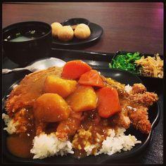 珍竹林 日式咖哩豬排飯 $120