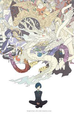 Shin Megami Tensei: Persona! By Ai-wa on Deviantart