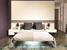 LAGO Fluttua Bed via pminterni