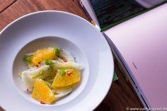 Fenchel Orange Salat aus Italien vegetarisch