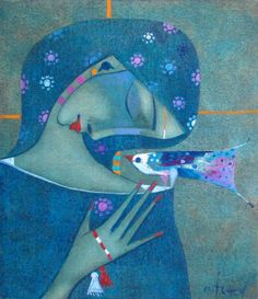 Peter Mitchev, paintings - ego-alterego.com