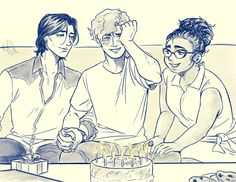 Just a little something for the boy 🎂 Carry On Book, You Are The Sun, Rainbow Rowell, Wolfstar, Fanart, The Marauders, Book Fandoms, Book Worms, Hogwarts