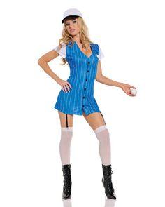 Baseball Third Base Sexy Womens Costume  sc 1 st  Pinterest & 8 best Adult Couples Halloween Costume Ideas images on Pinterest ...