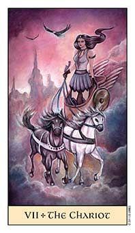 Crystal Visions Tarot: A Magickal Journey to Enlightenment. Fantasy Tarot Deck by Jennifer Galasso. Major Arcana Cards, Tarot Major Arcana, The Chariot Tarot, Tarot Significado, All Tarot Cards, Tarot Card Meanings, Angel Cards, Tarot Readers, Oracle Cards