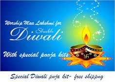 Best buying Diwali pooja kit from India