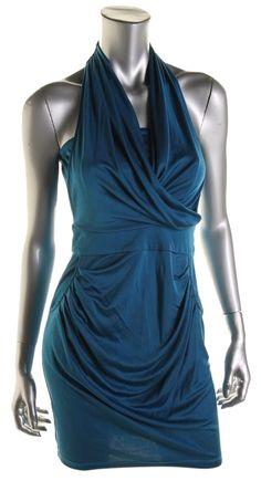 Catherine Malandrino Dress. Free shipping and guaranteed authenticity on Catherine Malandrino Dress at Tradesy. CATHERINE MALANDRINO 2845 NEW Womens Blue Matte Je...