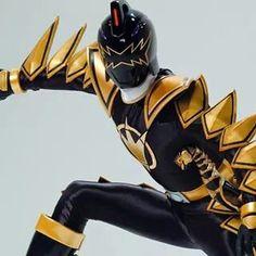 Dino Thunder Black Ranger Super Dino Mode