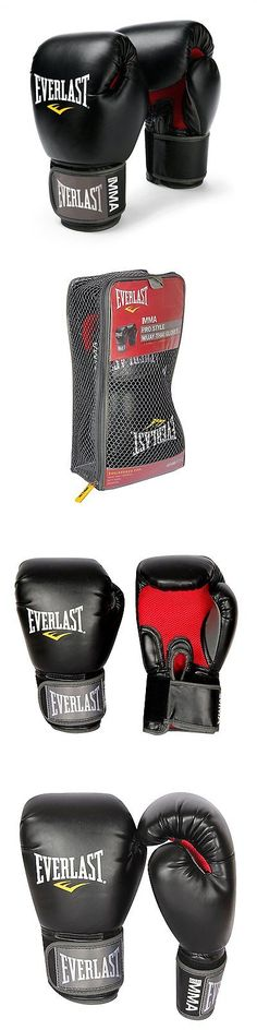 Gloves - Boxing 30102: New Everlast 12 Ounce Pro Style Muay Thai Gloves Boxing Training Wrist Mma -> BUY IT NOW ONLY: $40.06 on eBay!
