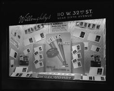 Willoughby's Camera Old Store Front