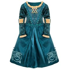 Adventure Brave Merida Costume for Girls | Costumes & Costume Accessories | Disney Store