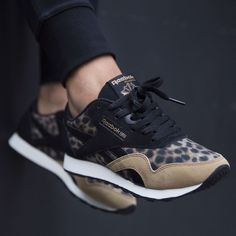 "... on Instagram  ""The Women s Classic Nylon  Wild  Pack from   ReebokClassics is now available. The women s takedown of the running  classic uses a leopard…"" 8ca3a6cb8"