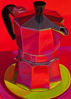Marian Dioguardi - I'm a Little Moka Pot