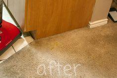 Savannah Smiled: Quick Carpet Cleaning