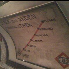 Old metro station-museum, Chamberi, Madrid Madrid Metro, Foto Madrid, Metro Station, Best Vibrators, Public Transport, Transportation, Barcelona, Museum, San