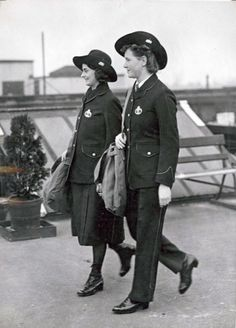 The Story behind Five Postal Uniforms