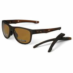 f1523ce3ad Oakley OO9369-06 Crossrange Matte Rootbeer Brown Frame Prizm Tungsten  Sunglasses  fashion  clothing  shoes  accessories  mensaccessories ...