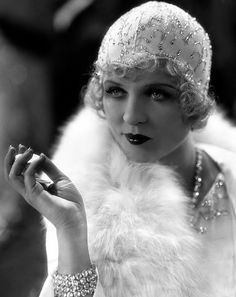Phyllis Haver was a popular actress of the silent film era.