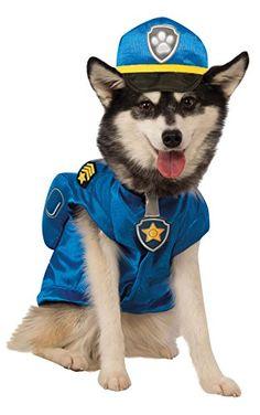 High Maintenance Dog Paw Patrol Chase Dog Costume