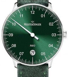MeisterSinger - Neo Green