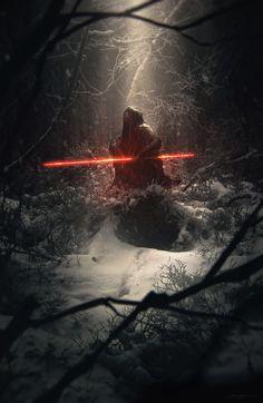 A Sith Lord Awaits by Grivetart.deviantart.com on @DeviantArt