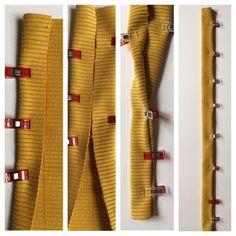 Grand sac fourre-tout décontracté en tissu velours. - Octavie à Paris Coin Couture, Diy And Crafts, Paris, Tote Bag, Deco, Detail, Accessories, Suzy, Chiffon