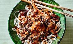Xie Laoban's dan dan noodles, Every Grain of Rice, Fuchsia Dunlop