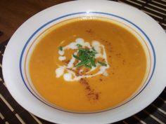 Pumpkin Soup and more of the best paleo pumpkin recipes on MyNaturalFamily.com #paleo #pumpkin #recipe