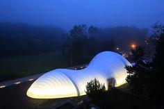 Structure gonflable pour événementiel - inflate design ltd. - Vidéos