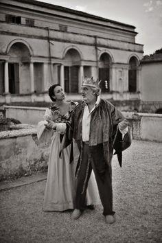 """From: https://www.facebook.com/media/set/?set=a.114477675292679.18314.100001913407898&type=3Giuseppe Verdi - Rigoletto/ """"RIGOLETTO FROM  MANTUA"""" / PHOTO: Cristiano Giglioli /  Rigoletto - Placido Domingo; Gilda - Julia Novikova; Duke of Mantua - Vittorio Grigolo; Sparafucile - Ruggero Raimondi; Maddalena - Nino Surguladze/ directed by Marco Bellocchio/ RAI National Symphony Orchestra conducted by Zubin Mehta/ RAI TV 2010."""
