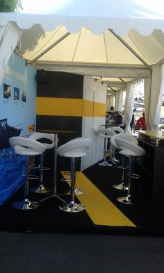 Stand Eneria au Cannes Yachting Festival 2014