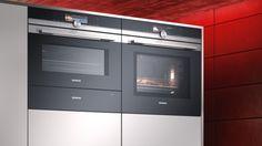Siemens apparatuur, mooi naast elkaar en multifunctioneel!