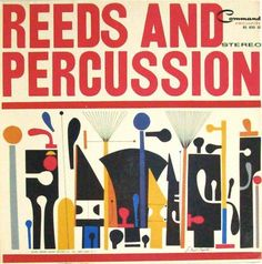 The Command All-Stars - Reeds and Percussion (1961)