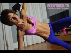 BodyRock Throwback: Fat Loss 30 Day Challenge | Week 1 Day 3