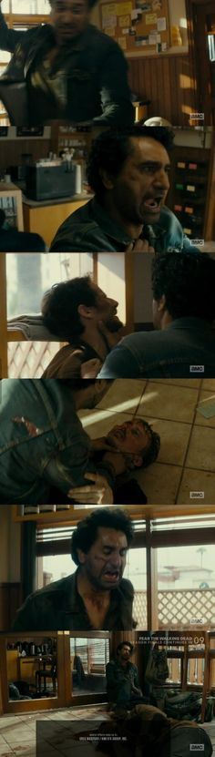Fear the Walking Dead finale, Season 2, Episode 14 & 15 'Wrath' / 'North'