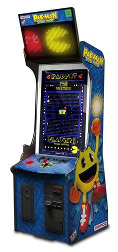 Pac-Man Ticket Mania Ticket Video Redemption Game